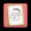 Retro Xmas icon