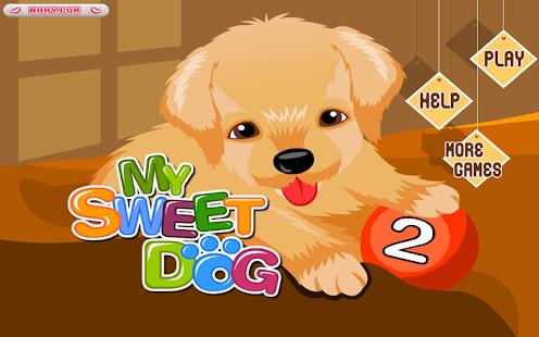 My Sweet Dog 2 - Free Game
