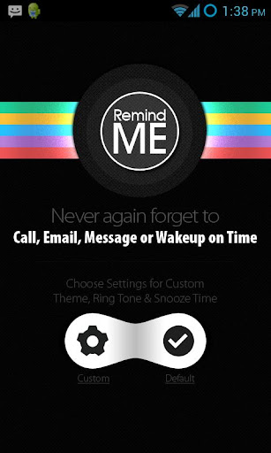 Remind Me - Quick Reminder App