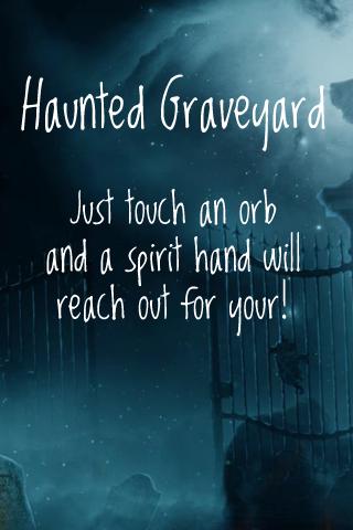 Hallowen Haunted Graveyard ...