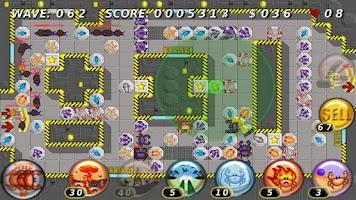 Screenshot of Shrimpocalypse