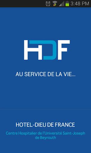 Hotel Dieu de France Hospital