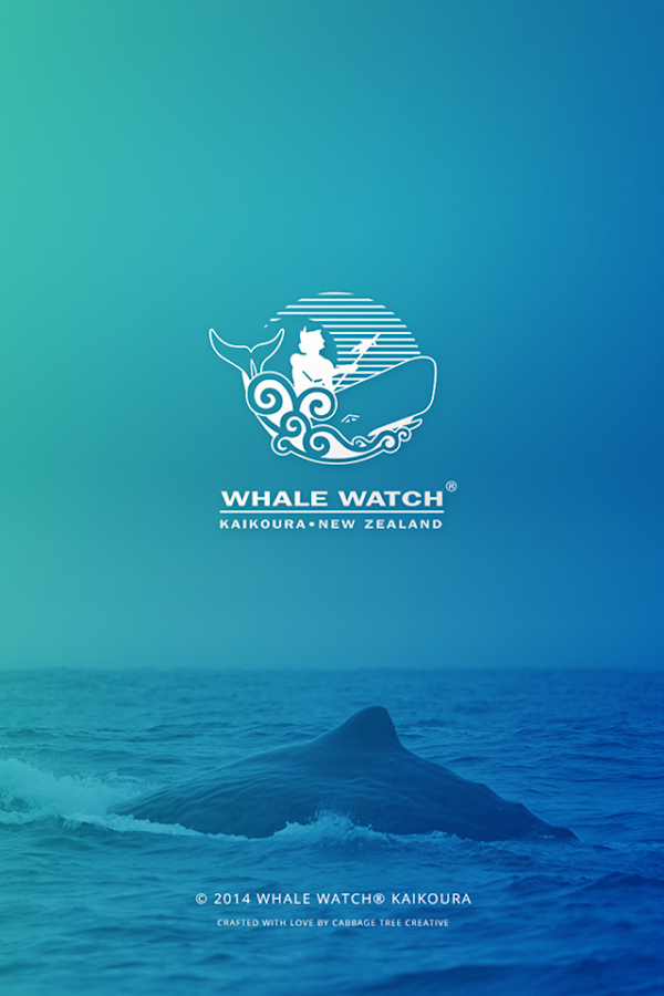 Whale Watch Kaikoura- screenshot