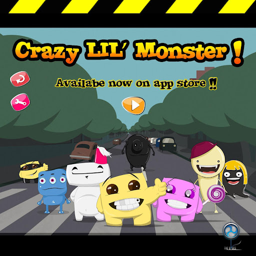 Crazy LIL' Monsters