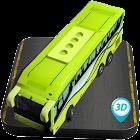 Airport Bus Simulator 3D icon