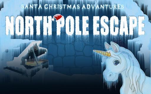 Escape Game-North Pole Escape