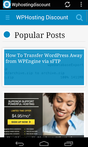 WordPress Hosting News