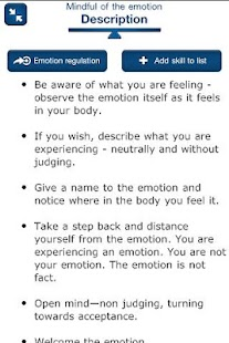 DBT Self-help - screenshot thumbnail