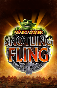 Warhammer: Snotling Fling- screenshot thumbnail