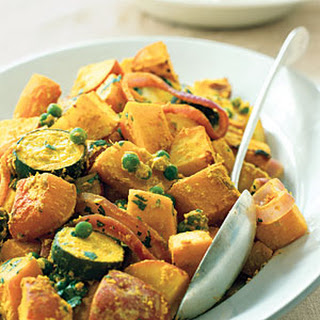 Tandoori Vegetables