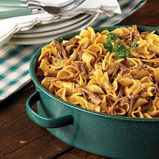 Oven Beef & Noodles.