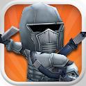 3D Ninja Battle Game icon
