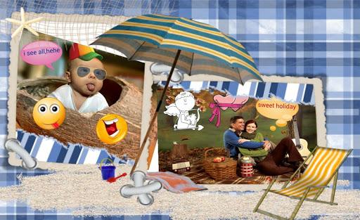 Celebration Frame Collage Hd