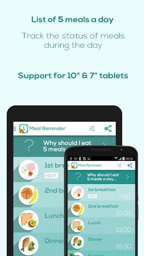Meal Reminder - Weight Loss  screenshots 6