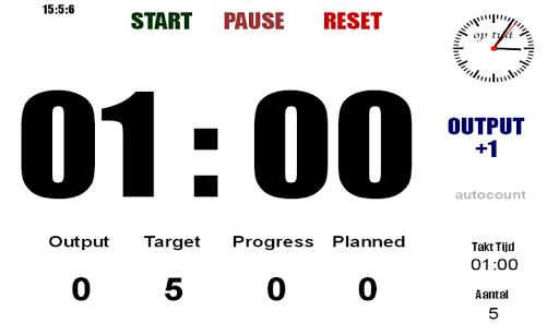 Tact clock - Demo