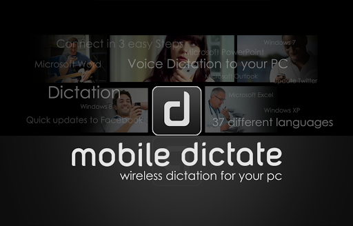 Mobile Dictation