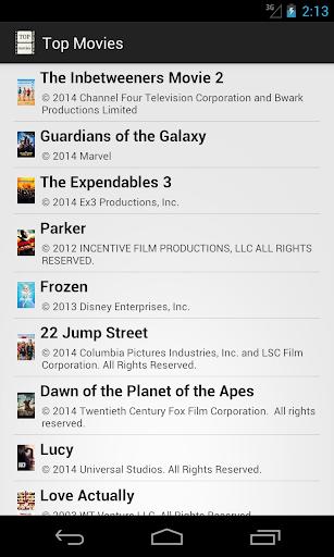 Trending Movies