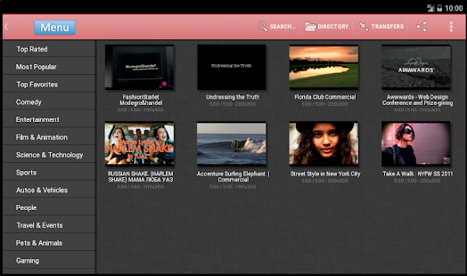 MaxiMp4 videos free download APK for Ubuntu