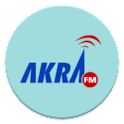 Akra FM logo