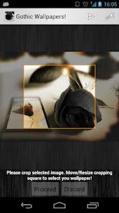 Gothic Wallpapers! - screenshot thumbnail