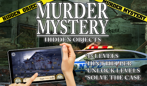 Hidden Objects Murder Mystery
