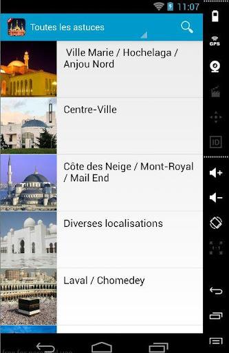 Les mosquées de Montréal