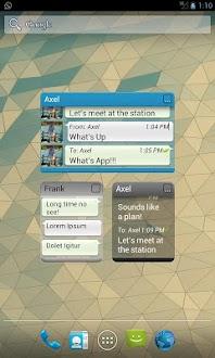 Widgets para Whatsapp DESBLOQ Gratis