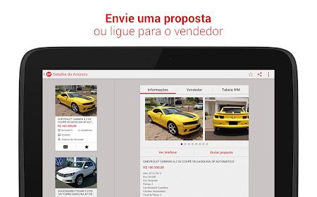 Webmotors - Anunciar Carros 2.0.10 screenshot 650243