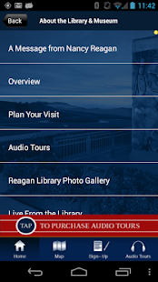 Ronald Reagan: Official App- screenshot thumbnail