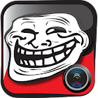 Troll Face Photo Booth icon