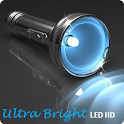 Ultra Bright Flashlight LED HD icon