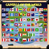 World Capitals Maps Location