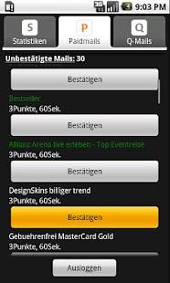 Euro4Mails.de - Geld verdienen - screenshot thumbnail