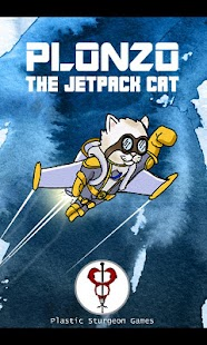 Plonzo: The Jetpack Cat- screenshot thumbnail