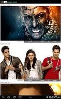 Screenshot of MTV India