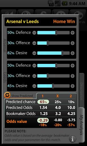 Football Prediction Tipster