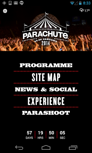 Parachute Festival 2014