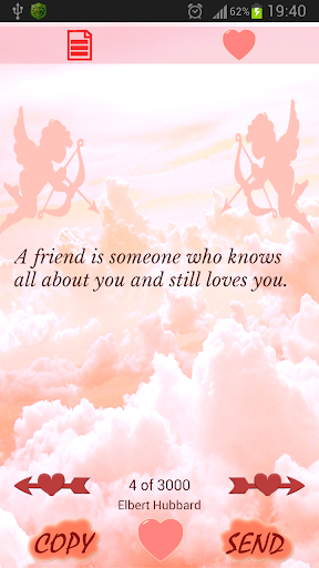 Love Romance classic quotes