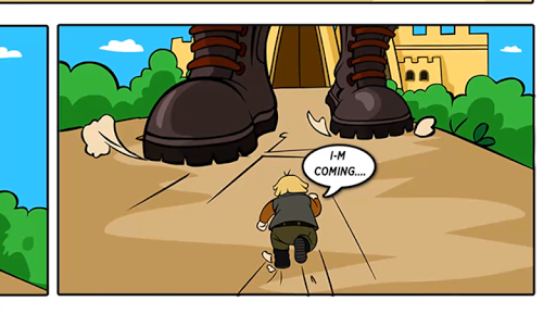 【免費街機App】Giant Boots-APP點子