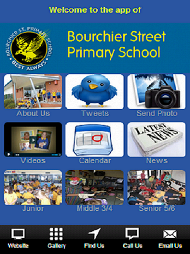 【免費教育App】Bourchier Street PS-APP點子