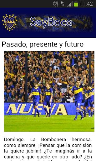 免費下載運動APP|SoyBoca - Boca Juniors app開箱文|APP開箱王