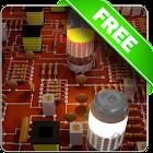 Old Circuit free livewallpaper icon