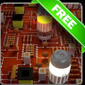 Old Circuit free livewallpaper