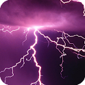 Storm HD Live Wallpaper icon