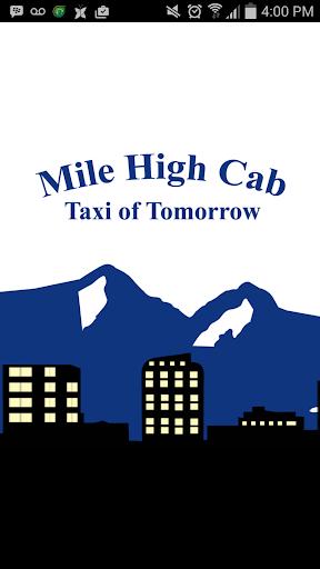 Mile High Cab