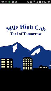 Mile High Cab- screenshot thumbnail