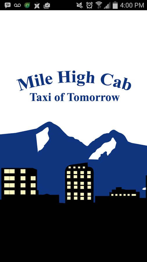 Mile High Cab- screenshot