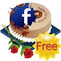 Facebook Birthday ReminderFree icon