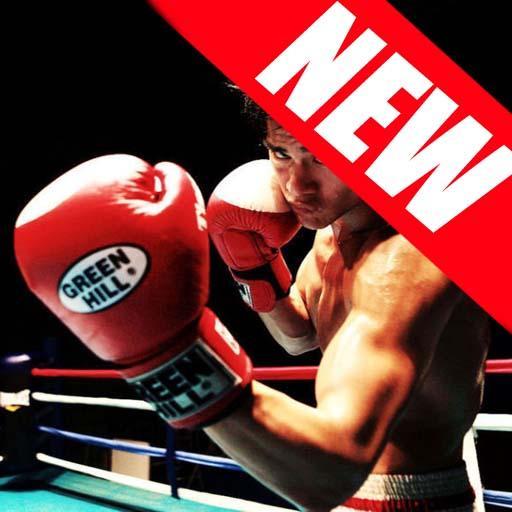 拳擊遊戲3D實戰 體育競技 LOGO-玩APPs