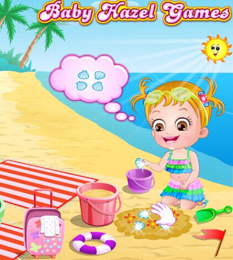 Baby Hazel Beach Holiday 17 app download 1